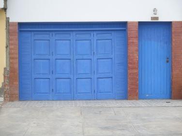 Blue door that got my attention