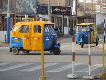 Mototaxi in San Bartolo